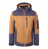 Icepeak Ski jas men cal fudge-maat