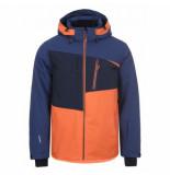 Icepeak Ski jas men carver navy blue-maat