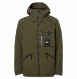 O'Neill Ski jas o'neill men utility jacket forest night-s