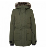 O'Neill Ski jas o'neill women xplr parka forest night-s