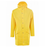 Rains Regenjas long jacket yellow-xs / s