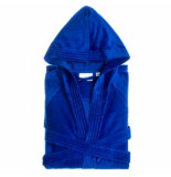 Jorzolino Badjas hooded junior cobalt blue-140