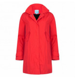HappyRainyDays Regenjas a-line coat rosa red-l