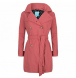 HappyRainyDays Regenjas trenchcoat phyllis peach-s