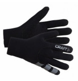 Craft Handschoenen neoprene glove 2.0 black-s