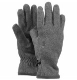 Barts Handschoen kids fleece gloves heather grey-s