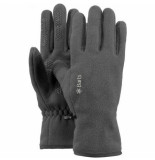 Barts Handschoen unisex fleece gloves anthracite-m