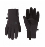The North Face Handschoen women apex+ etip glove tnf black-l