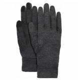 Barts Handschoen unisex merino touch dark heather-s / m