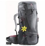 Deuter Backpack futura vario 45 + 10 sl graphite black