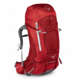 Osprey Backpack ariel ag 55 picante red dames (small)
