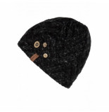 Protest Muts women rapini beanie true black (57 cm)