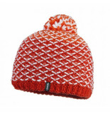 Schöffel Muts knitted hat coventry2 flame scarlet