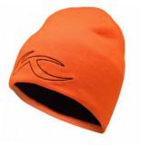 Kjus Muts side logo beanie orange