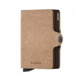 Secrid Portemonnee twinwallet recycled natural