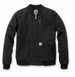 Carhartt Jas women crawford bomber jacket black-m