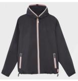 Hunter Jas women original shell jacket navy-xs