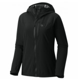 Mountain Hardwear Jas women stretch ozonic black-s