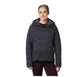 Mountain Hardwear Jas women super/ds climb hoody dark storm-s