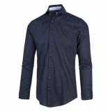 Blue Industry 2156.22 overhemd navy -