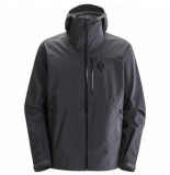 Black Diamond Ski jas m sharp end shell black-xl