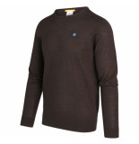 Blue Industry Kbiw20-m20 shirt brown