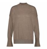 Nukus | mayke sweater taupe