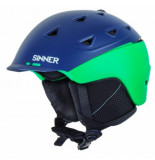 Sinner Skihelm stoneham blue green-l