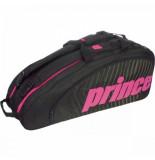 Prince Tennistas tour futures 6 black pink