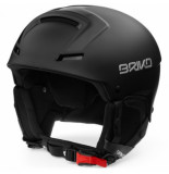 Briko Skihelm faito matt shiny black-59 -