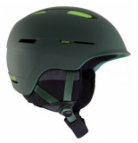 Anon Skihelm men invert deer mtn green-56 -