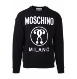 Moschino Double question sweater