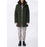 Elvine Zane jacket 355 green khaki -