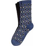 King Louie 2 pack socks deuce bluestone-blue