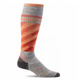 Sockwell Compressiekousen cyclone sw44w grey-schoenmaat 39 43