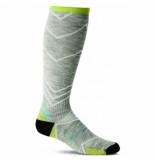 Sockwell Compressiekousen w's incline knee high sw8w grey-schoenmaat 39 43