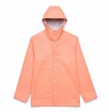Herschel Jas supply co. men's rainwear classic carnelian-s
