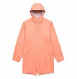 Herschel Jas supply co. men's rainwear fishtail carnelian-s