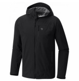 Mountain Hardwear Jas men stretch ozonic black-xl