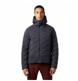 Mountain Hardwear Jas men super/ds climb jacket dark storm-m