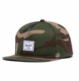 Herschel Pet supply co. whaler classic woodland camo