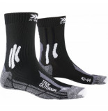 X-Socks Wandelsok men trek outdoor black grey-schoenmaat 39 41