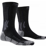 X-Socks Wandelsok men trek silver black grey-schoenmaat 39 41