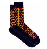 Saint Azul heren sokken bora bora - oranje