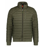 A Fish Named Fred 21.02.160 padded jacket army green -