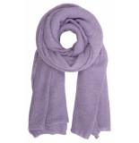 Leselles Helene lila sjaal