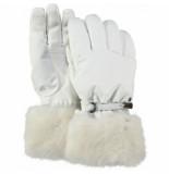 Barts Handschoen unisex empire skigloves white-xs