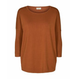 Free Quent | pullover 116756 caramel
