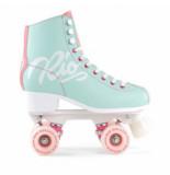 Rio Roller Rolschaats quad figure script teal-schoenmaat 38