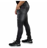 Richesse Palencia gris jeans